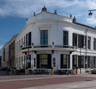 Restaurant met bovenwoning in Zutphen