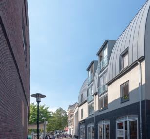 Winkel met studio's in Amersfoort