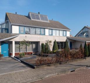 Semi vrijstaande woningen in Nijkerk